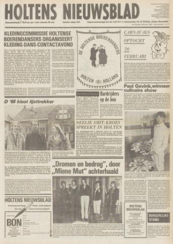 Holtens Nieuwsblad 1982-02-04