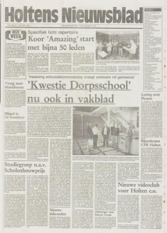 Holtens Nieuwsblad 1994-10-06