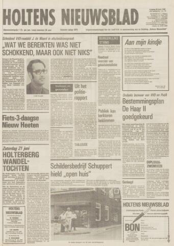 Holtens Nieuwsblad 1980-06-20