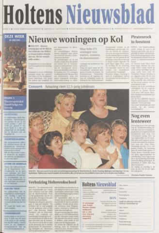 Holtens Nieuwsblad 2007-03-27