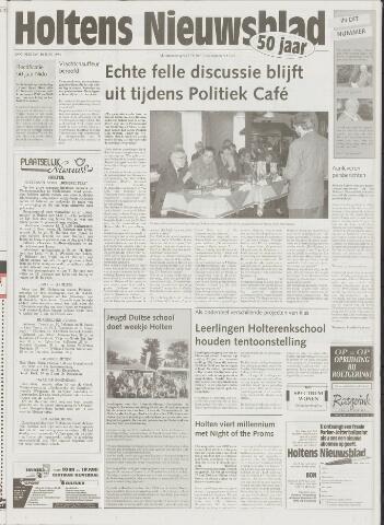 Holtens Nieuwsblad 1999-06-10
