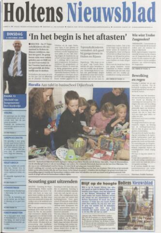 Holtens Nieuwsblad 2009-10-06