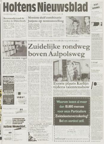 Holtens Nieuwsblad 1997-12-18