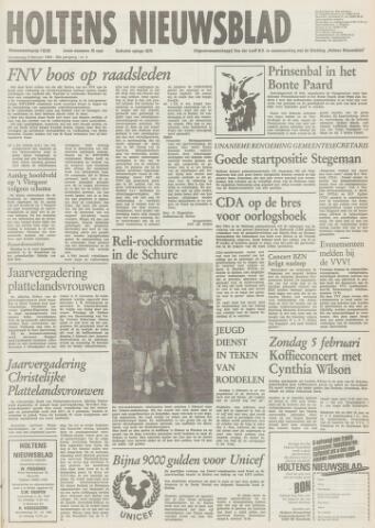 Holtens Nieuwsblad 1984-02-02