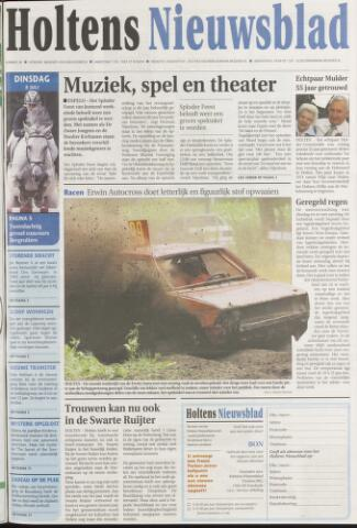 Holtens Nieuwsblad 2008-07-08
