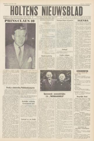 Holtens Nieuwsblad 1966-09-03