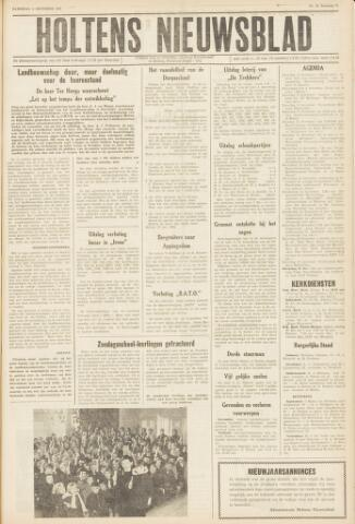 Holtens Nieuwsblad 1961-12-09