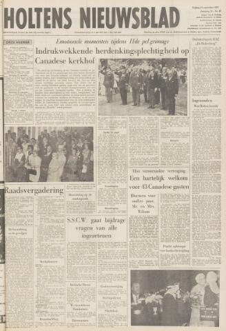 Holtens Nieuwsblad 1971-09-24