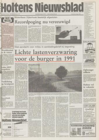 Holtens Nieuwsblad 1990-10-18