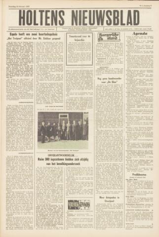 Holtens Nieuwsblad 1965-02-20