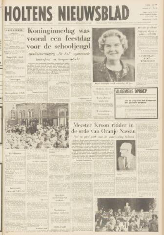 Holtens Nieuwsblad 1969-05-02