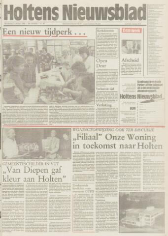 Holtens Nieuwsblad 1985-10-03