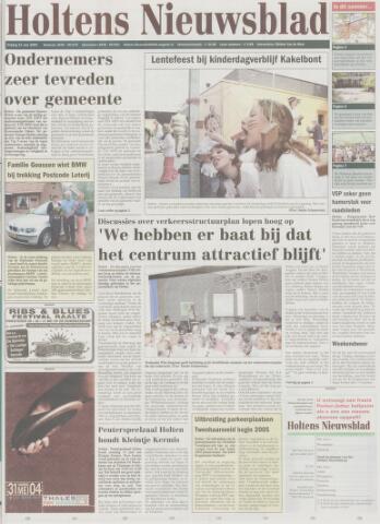 Holtens Nieuwsblad 2004-05-21