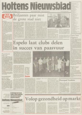 Holtens Nieuwsblad 1987-06-04