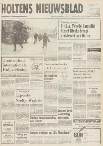 Holtens Nieuwsblad 1979-01-26