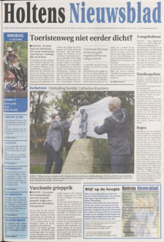 Holtens Nieuwsblad 2008-10-14
