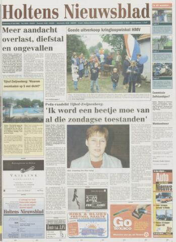 Holtens Nieuwsblad 2002-05-16