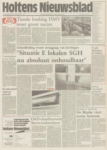 Holtens Nieuwsblad 1987-06-25