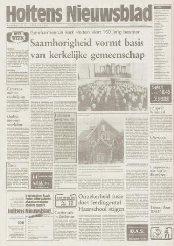 Holtens Nieuwsblad 1993-02-11
