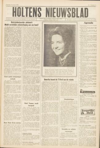 Holtens Nieuwsblad 1964-01-18