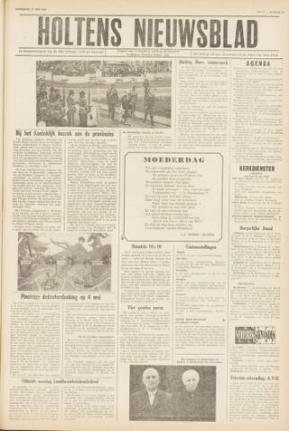 Holtens Nieuwsblad 1962-05-12