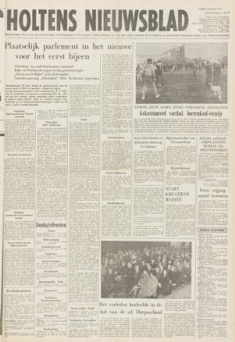 Holtens Nieuwsblad 1974-02-01