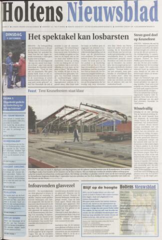 Holtens Nieuwsblad 2008-09-09