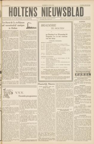 Holtens Nieuwsblad 1955-07-09