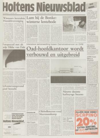 Holtens Nieuwsblad 1996-01-04