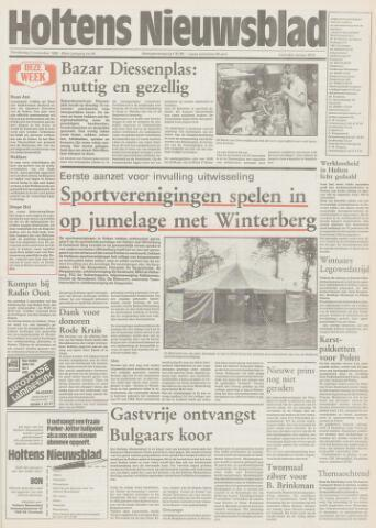 Holtens Nieuwsblad 1988-11-03
