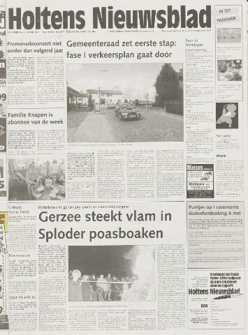 Holtens Nieuwsblad 2000-04-27