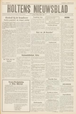 Holtens Nieuwsblad 1961-02-11