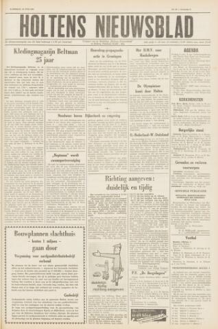 Holtens Nieuwsblad 1961-06-10