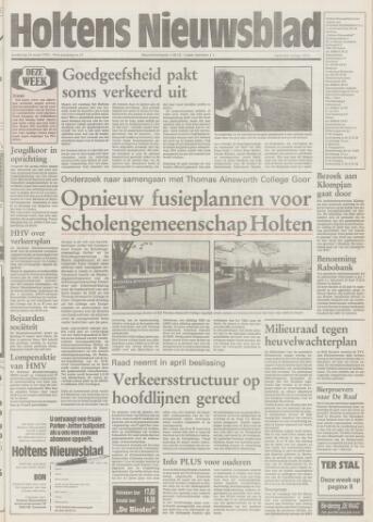 Holtens Nieuwsblad 1992-03-26