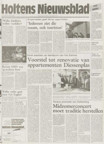 Holtens Nieuwsblad 1995-06-15