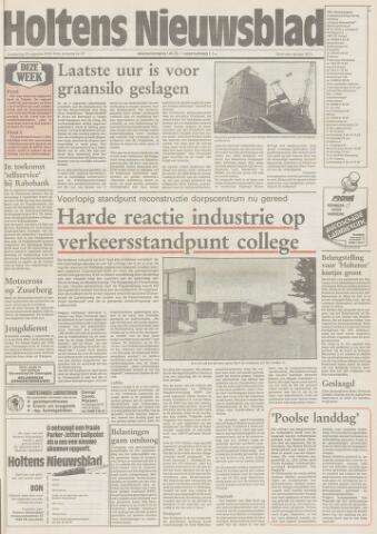 Holtens Nieuwsblad 1991-08-29