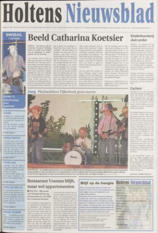 Holtens Nieuwsblad 2008-10-07