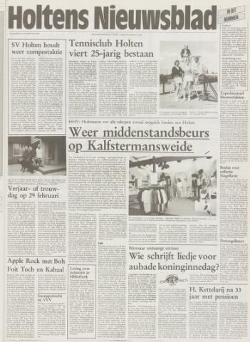 Holtens Nieuwsblad 1996-02-29