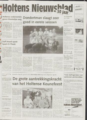 Holtens Nieuwsblad 1999-09-09