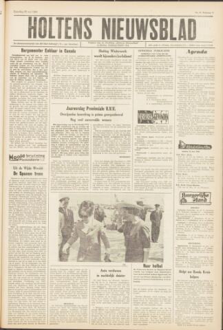 Holtens Nieuwsblad 1964-05-23