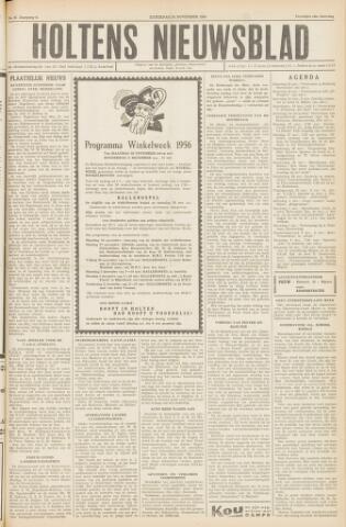 Holtens Nieuwsblad 1956-11-24