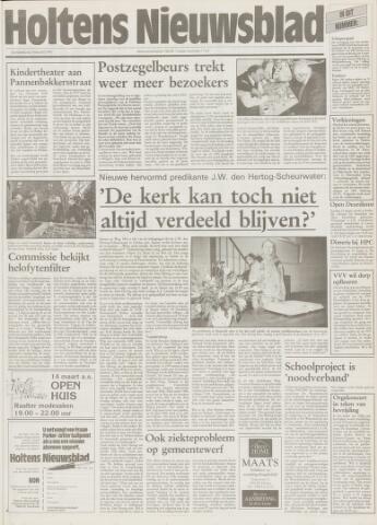 Holtens Nieuwsblad 1995-03-09