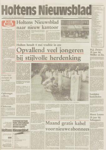 Holtens Nieuwsblad 1988-05-12