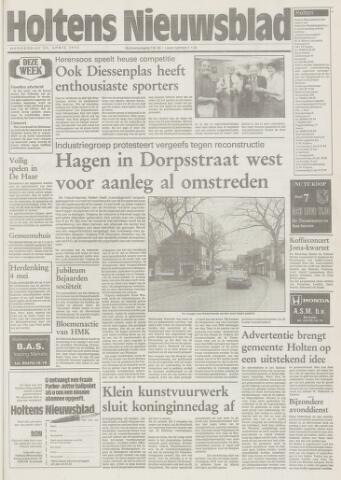 Holtens Nieuwsblad 1993-04-29