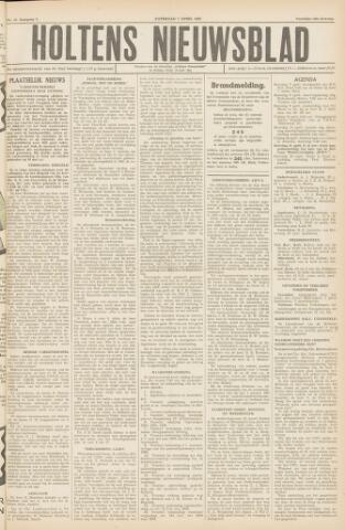 Holtens Nieuwsblad 1956-04-07