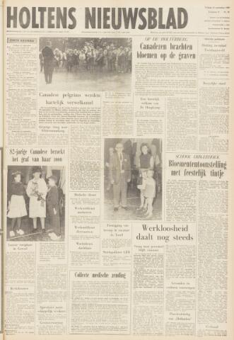 Holtens Nieuwsblad 1969-09-12