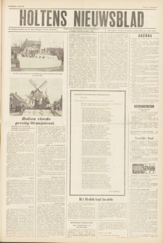 Holtens Nieuwsblad 1962-05-05