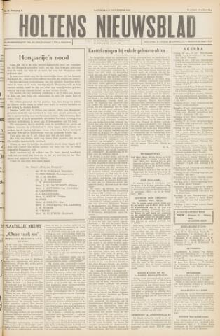 Holtens Nieuwsblad 1956-11-17