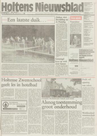 Holtens Nieuwsblad 1984-09-20