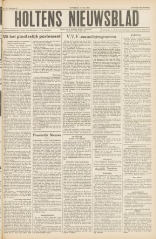Holtens Nieuwsblad 1954-07-03